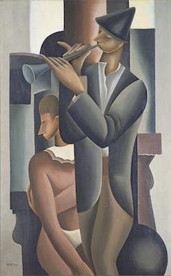《サルタンバンク》1926年<br /> 東京国立近代美術館