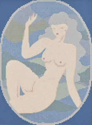 《裸婦》1952年<br /> INAXライブミュージアム(PART OF LIXIL)
