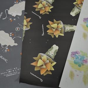 ワークショップ「東郷青児と洋菓子屋さんの包み紙」(コーヒーと焼き菓子付き)