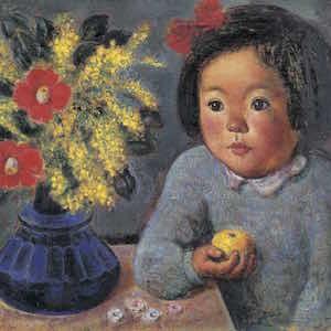 美術講座「愛情の画家 椿貞雄」