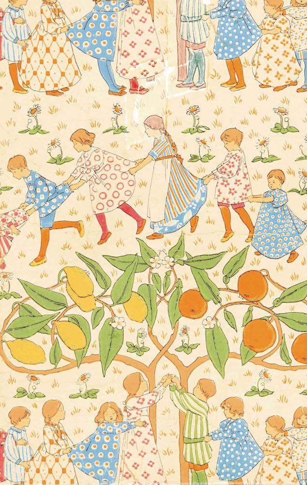 ドロシー・ヒルトン《オレンジとレモン》1902年頃