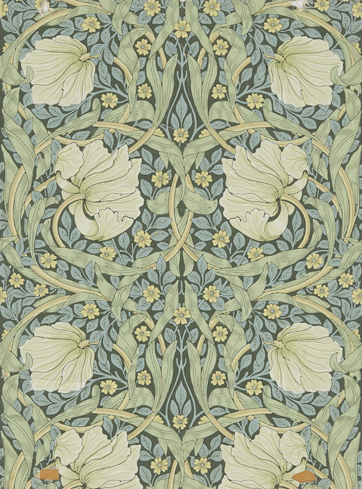 Morris & Co. and The Art of Wallpaper from The Sanderson Archive