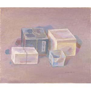 美術講座「坂本繁二郎の絵画世界」