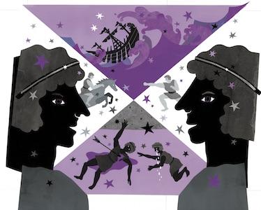 『12の星のものがたり』2007年 ヴィレッジブックス