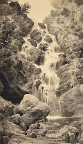 《立石谷》1897年頃