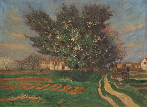 《梨の花》1930-33年<br /> 一般財団法人 恵愛団