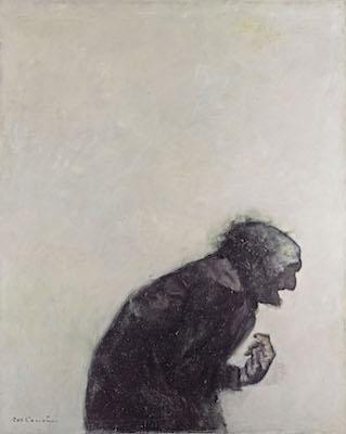 《私の話を聞いてくれ》1973年<br /> 長崎県美術館