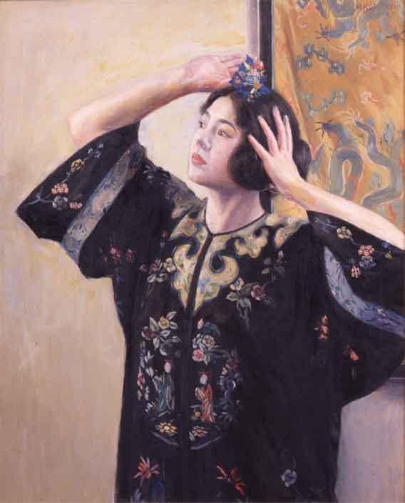 From the Hakuba-kai Onwards: Kobayashi Mango and Western-style Painting in 50 Years of the Meiji, Taisho and Showa Eras