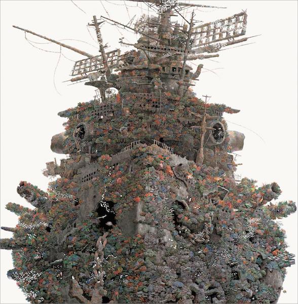 九州洋画Ⅱ:大地の力–Black Spirytus