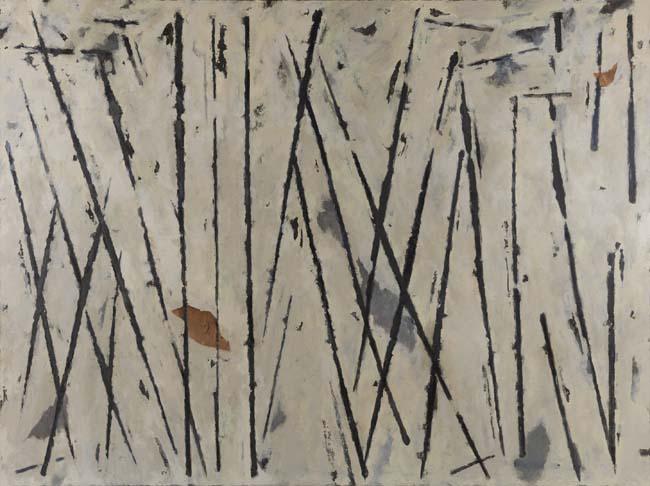 坂本善三《空間へ》1978年 坂本善三美術館
