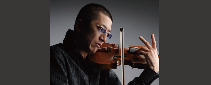 ヴァイオリンリサイタル『石田泰尚の世界』